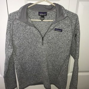 Better Sweater 1/4 zip Patagonia